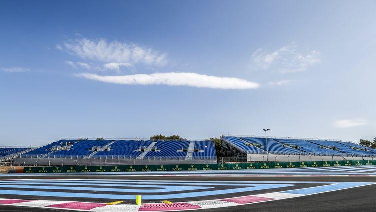 Les tribunes du Circuit Paul-Ricard (FLORENT GOODEN / DPPI MEDIA)