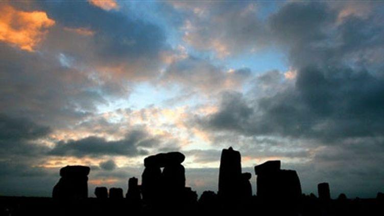 Le site mégalithique anglais de Stonehenge. (AFP/CARL DE SOUZA/FILES)