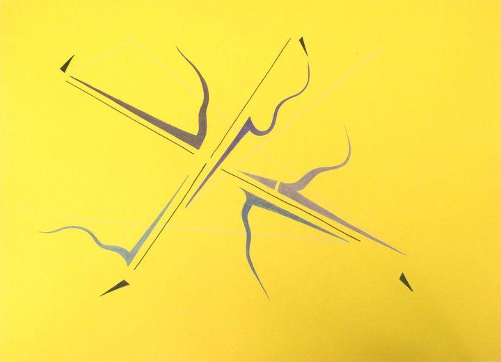 """Fulgurance #8"" deRaphaële Bidault-Waddington (© Raphaële Bidault-Waddington)"