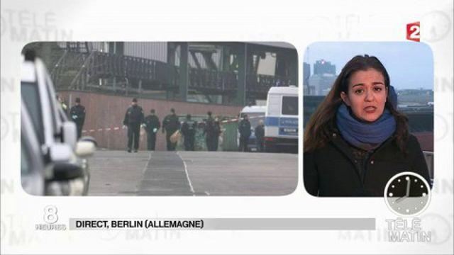 Allemagne : deux hommes soupçonnés de préparer un attentat ont été arrêtés