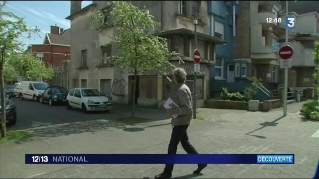 """Dunkerque : """"Les disques"""", nouveau monument historique"""