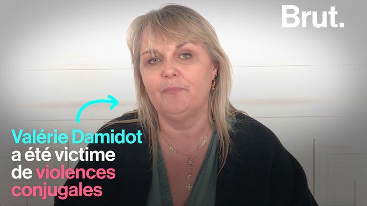 L'animatrice de télévision participe à la campagne de sensibilisation #MaintenantOnAgit de la Fondation des Femmes. (BRUT)
