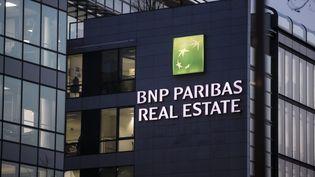 Immeuble de la BNP Paribas. (MAXPPP)