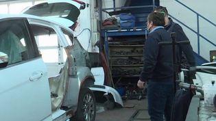 Automobile : les garagistes, victimes collatéralesde la crise sanitaire (France 3)