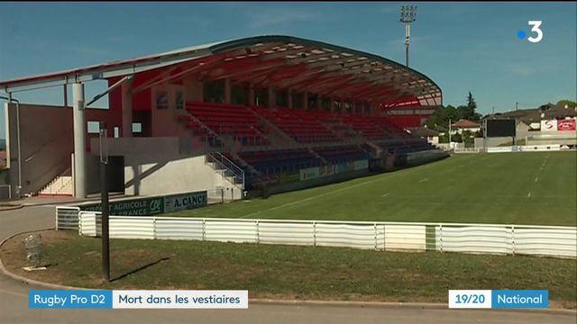 Rugby : mort d'un joueur à Aurillac