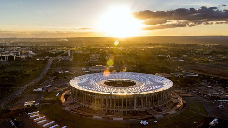 BRASILIA (centre-est): stade Nacional Mané Garrincha. Capacité: 72.000 spectateurs. (TOMAS FAQUINI / BRAZILIAN MINISTRY OF TOURISM)