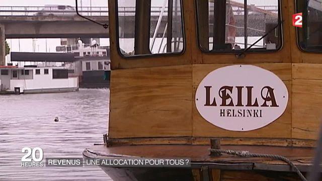 Finlande : bientôt un revenu universel ?