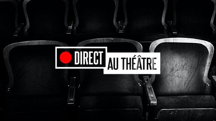La page d'accueil de Directautheatre.com (Pascal Lacoste)