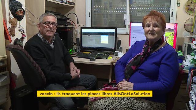 Dans l'Hérault, un couple de retraité réserve des centaines de créneaux de vaccination pour des habitants