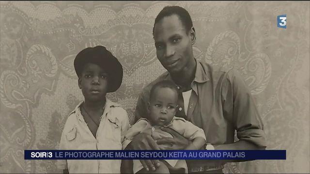 Seydou Keita à l'honneur au Grand Palais