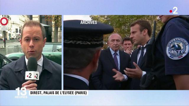 Démission de Gérard Collomb : les raisons du refus d'Emmanuel Macron