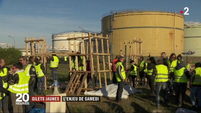"""""""Gilets jaunes"""" : l'enjeu de la manifestation de samedi 1er décembre"""