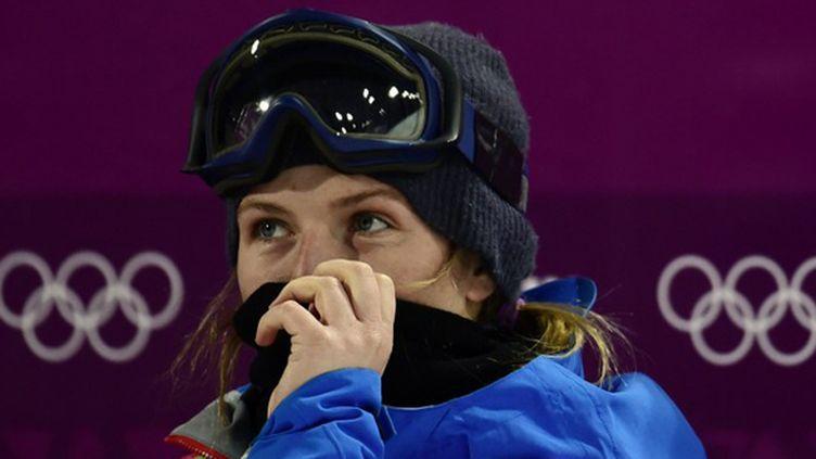 Mirabelle Thovex (JAVIER SORIANO / AFP)