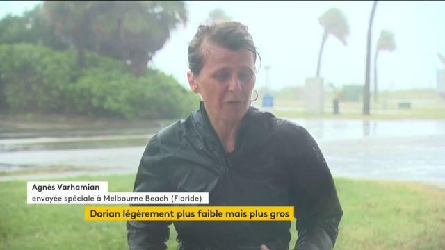 Etats-Unis : l'ouragan Dorian s'apprête à frapper la Floride