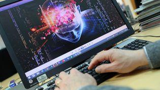 L'intelligence artificielle : une aide au déconfinement. (Illustration) (MAXPPP)