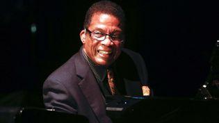 """Herbie Hancock, gala """"A Great Night in Harlem"""", octobre 2014  (Mark Von Holden/Sipa)"""