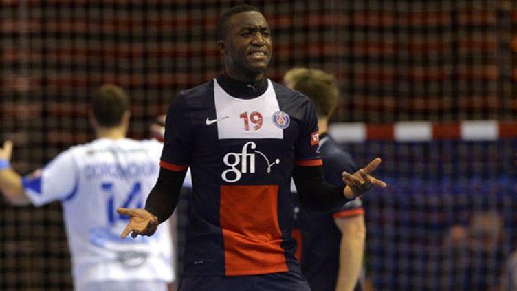 Luc Abalo (Paris Saint-Germain) (MIGUEL MEDINA / AFP)