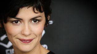 Audrey Tautou à Namur (10 octobre 2014)  (Bruno Fahy / Belga Mag / Belga / AFP)