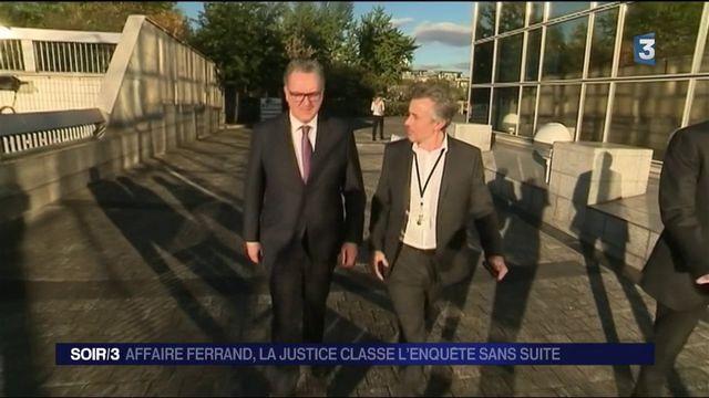 Richard Ferrand : l'affaire classée sans suite