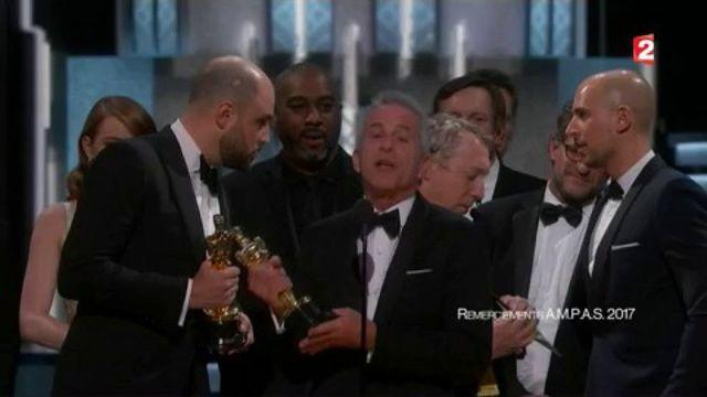 Oscars : la fausse note pour La La Land