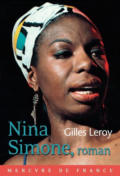 La couverture de Nina Simone, roman