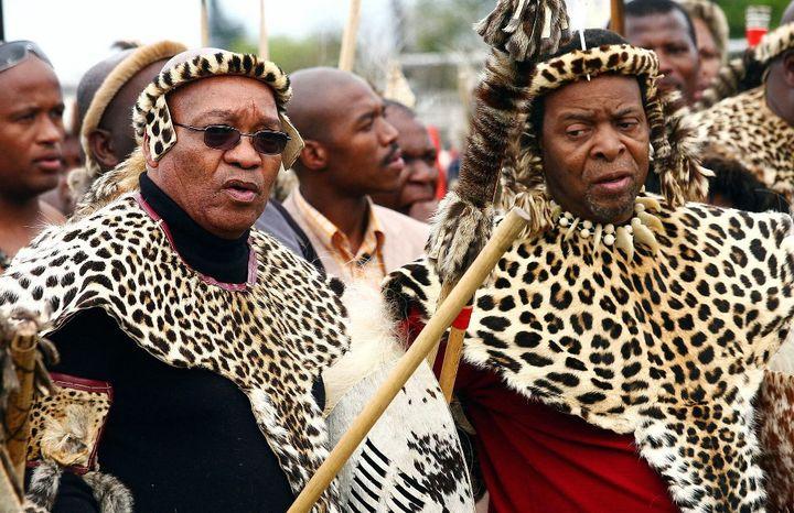 Afrique du Sud : mort du roi zoulou Goodwill Zwelithini, un chef  traditionnel très riche et pas sans reproches