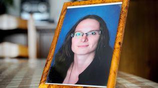 Le portrait de Sophie Lionnet, la jeune fille au pair assassinée à Londres (Royaume-Uni), le 13 mars 2018. (MAXPPP)