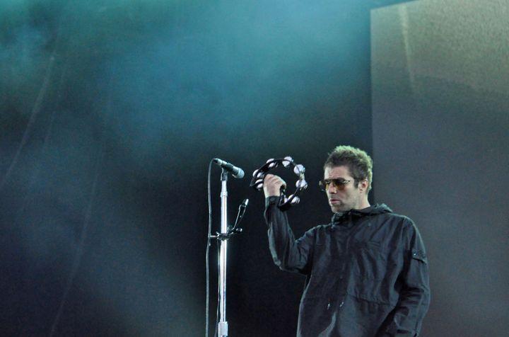 Liam Gallagher enterre la hache de guerre avec son frère à Rock en Seine, 9 ans après le clash d'Oasis  (Olivier Flandin FTV)