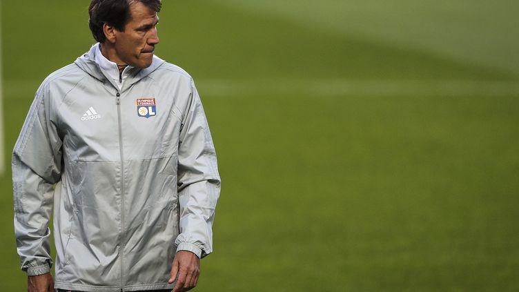 Rudi Garcia (CARLOS COSTA / AFP)