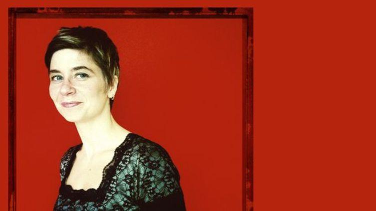 Severine Lebrun, responsable du Pôle numérique au salon du livre et de la presse jeunesse à Montreuil  (Eric Garault)
