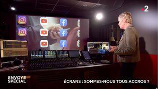 Ecrans : sommes-nous tous accros ? Envoyé spécial 10 septembre 2020 (ENVOYÉ SPÉCIAL / FRANCE 2)