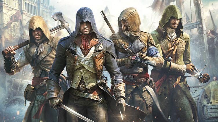 Le jeu vidéo Assassin's Creed, qui sortira à l'automne 2014, propose de jouer avec quatre personnages différents, tous des hommes. (UBISOFT)
