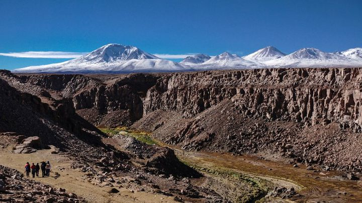 La vallée de Taira  (MARTIN BERNETTI / AFP)