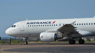 """Air France lance une compagnie """"branchée"""" jeunes : Joon. (JEAN-FRAN?OIS FREY / MAXPPP)"""