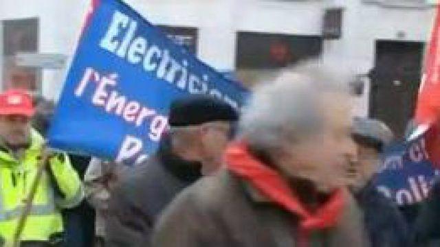 """""""C'est une aberration totale"""" lance un représentent syndical d'EDF"""