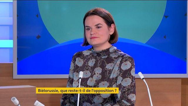 tikhanovskaia