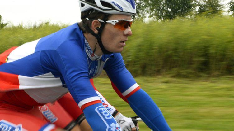 Le Champion de France Arnaud Démare