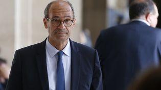 Eric Woerth, le 27 juin 2017 à Paris. (GEOFFROY VAN DER HASSELT / AFP)