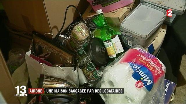 Ille-et-Vilaine : une maison saccagée après une location Airbnb