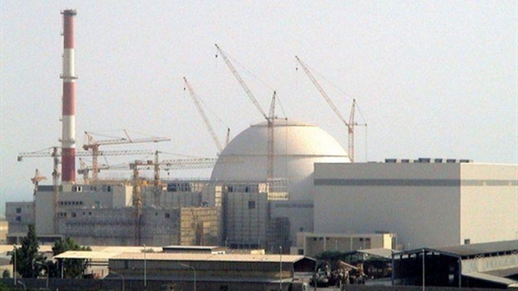 La Russie a repris en 1994 le chantier qui devait initialement être achevé en 1999. (AFP HO)