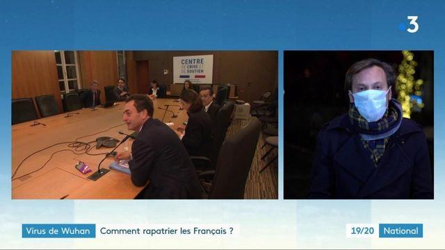 Coronavirus : qui sont les Français expatriés à Wuhan ?
