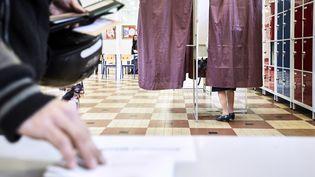 Les élections législatives ont lieu les 11 et 18 juin 2017. (MICHEL GAILLARD / REA)