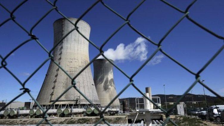 Centrale nucléaire (archives) (PHILIPPE DESMAZES / AFP)