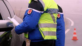 """L'adolescent qui roulait dimanche sur une moto de cross trafiquée et a percuté un gendarme, a été mis en examen mardi 6 février pour """"homicide involontaire aggravé. (MAXPPP)"""