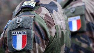 Des militaires français à Thionville (Moselle), le 17 novembre 2017. (MAXPPP)