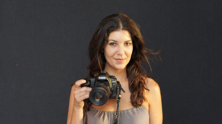 Laila Alaoui (1982-2016)  (STRINGER / HANDOUT / AFP)