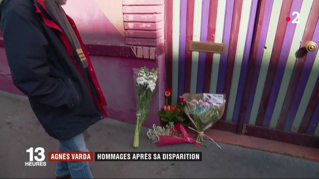 Agnès Varda : hommages après sa disparition