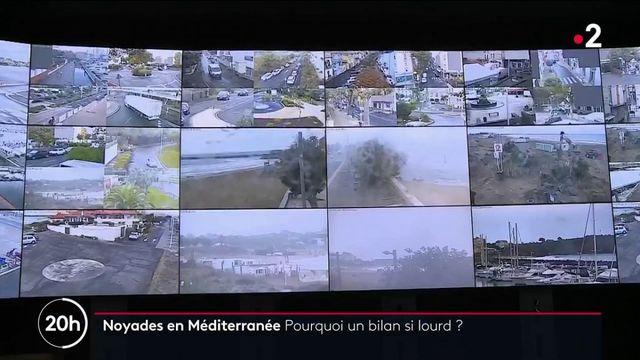 Noyades en Méditerranée : un lourd bilan dans la mer