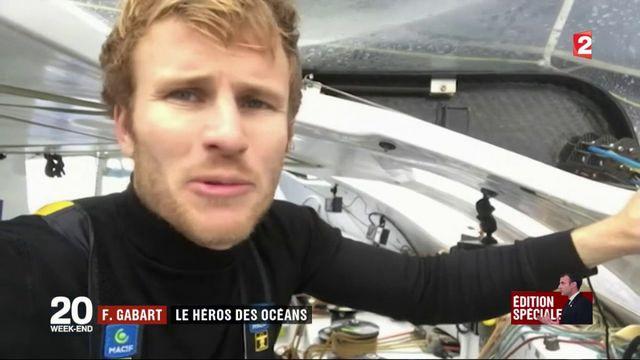 François Gabart, le héros des océans