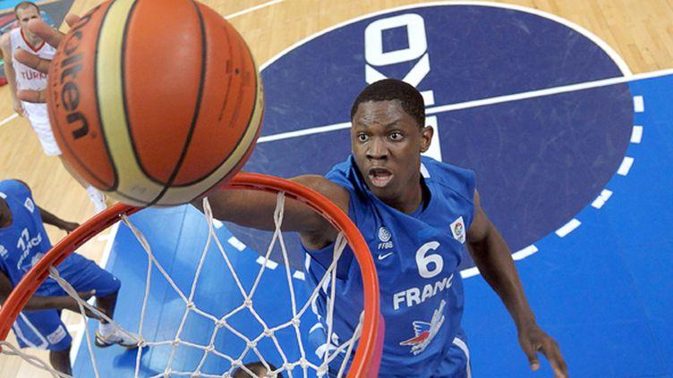 Séraphin va-t-il faire partie de la sélection française pour les JO de Londres? (JANEK SKARZYNSKI / AFP)
